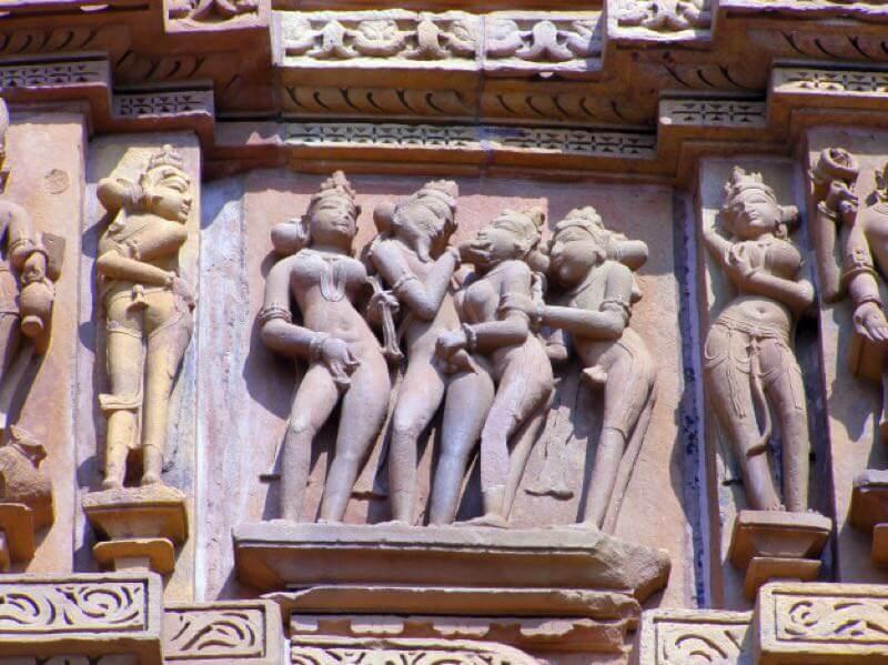 As 5 melhores posições do Kama Sutra