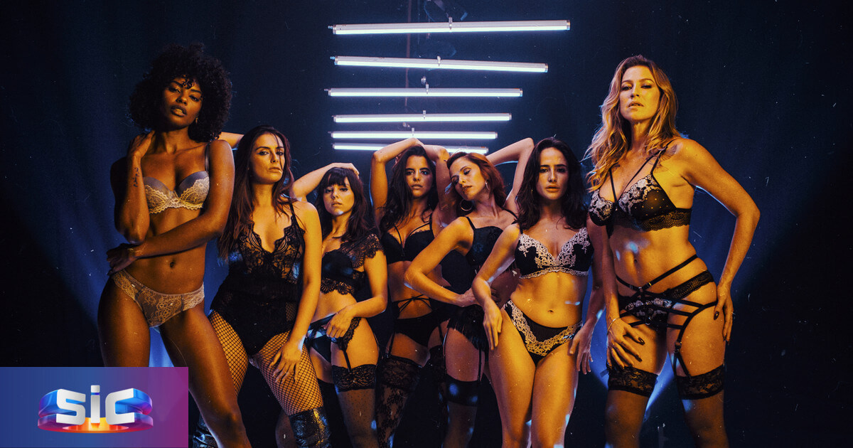 "Nova série ""O Clube"" na OPTO SIC"
