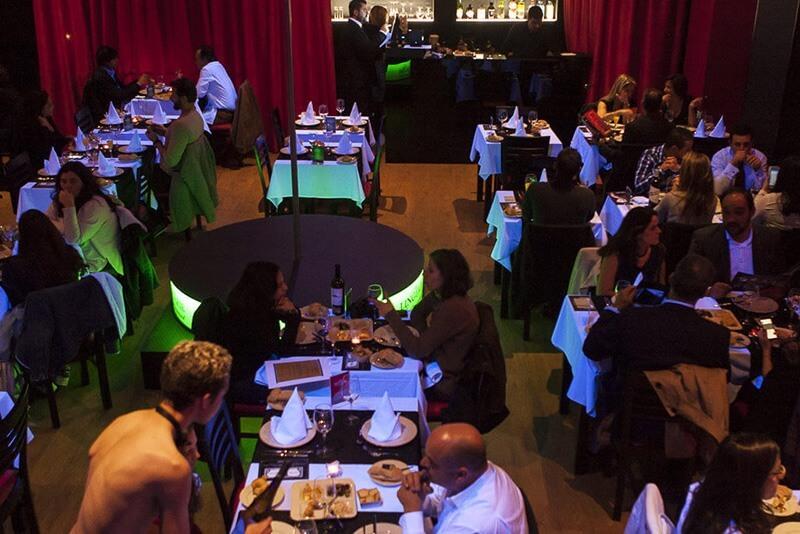 The Lingerie Restaurant em Lisboa